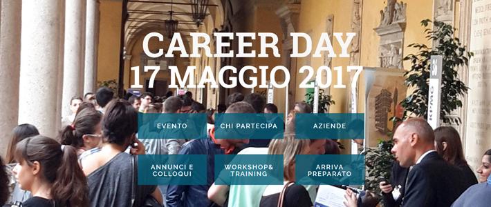 Il Gruppo RES al Career Day 2017 dell'Università di Pavia