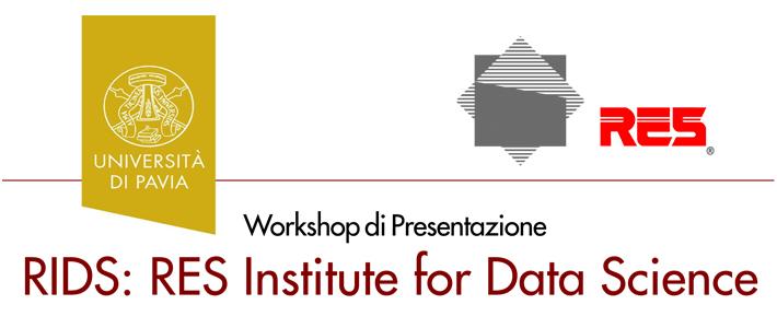 Presentazione del laboratorio RIDS presso l'Università di Pavia