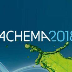 RES IT partecipa all'ACHEMA 2018