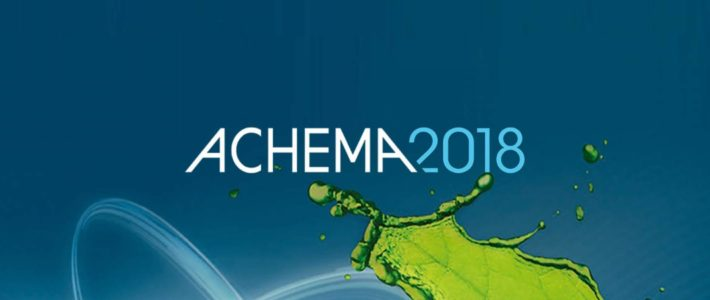 RES IT partecipa all'ACHEMA 2018